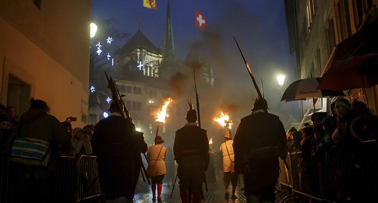 Genève a célébré sa victoire sur les Savoyards en 1602