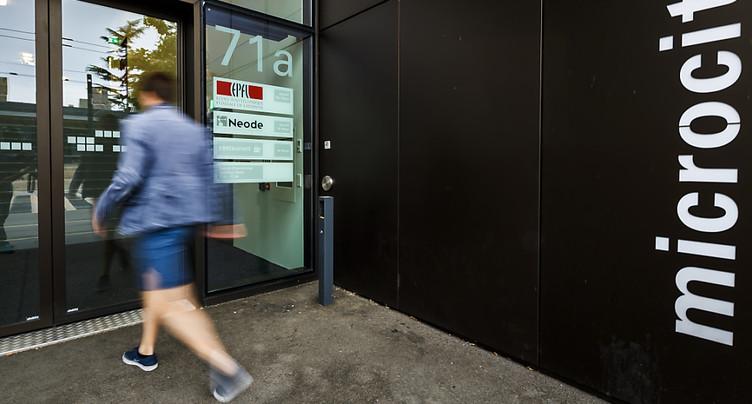 Neuchâtel: programme d'impulsion à 70,8 millions de francs