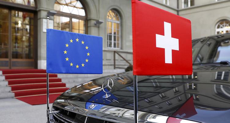 Bruxelles prête à prolonger l'équivalence boursière de six mois