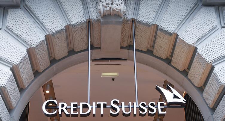 Credit Suisse veut augmenter les dividendes dès 2019
