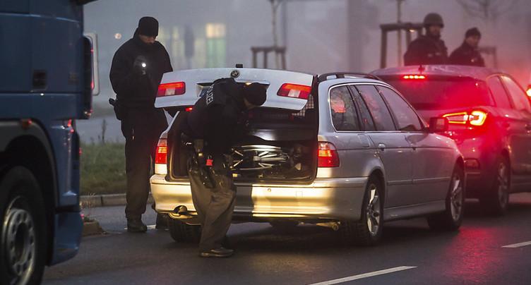 Coups de feu à Strasbourg: un mort et trois blessés