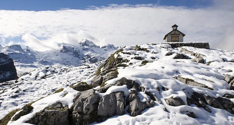 Une vague de froid touche la Suisse et ce jusqu'à dimanche
