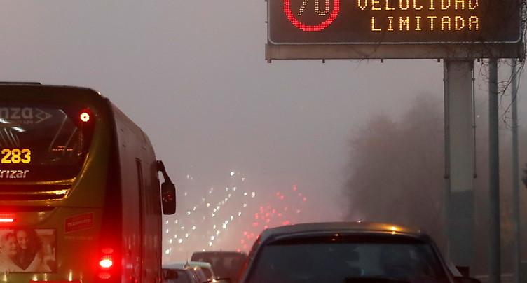 Madrid: les véhicules polluants interdits pour la première fois
