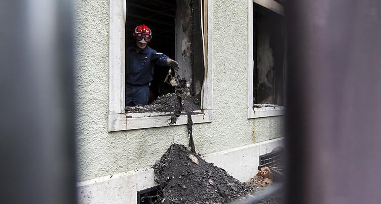 Les survivants de l'incendie de Soleure ont quitté l'hôpital
