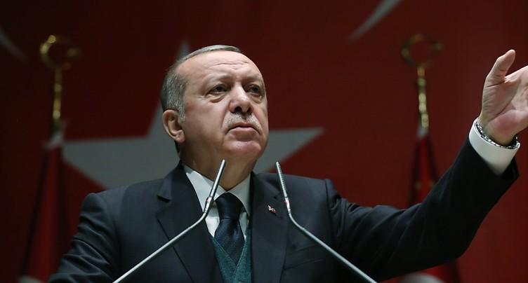 Erdogan annonce une offensive contre les milices kurdes en Syrie
