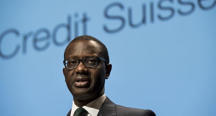 De hauts dirigeants de Credit Suisse achètent des actions du groupe