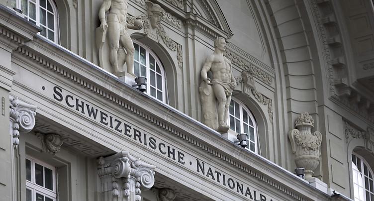 La BNS réduit sa prévision de croissance pour cette année à 2,5%