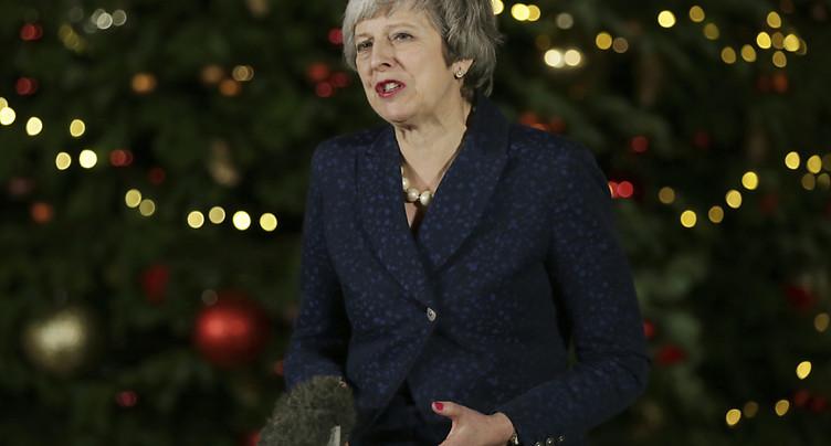 L'UE prête à « aider » Theresa May, mais pas à renégocier le Brexit