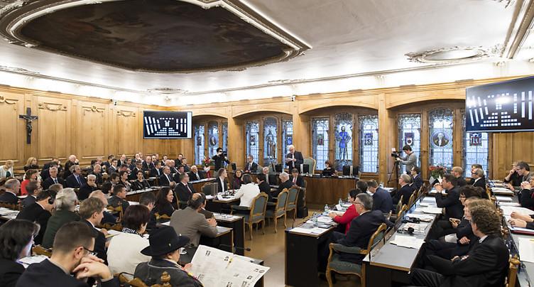Fribourg: feu vert à la réforme de la fiscalité des entreprises