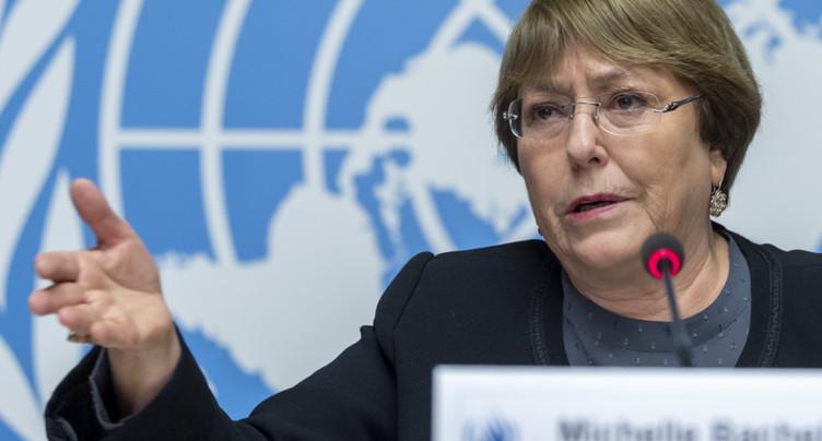 Déclaration universelle: ONU, Genève, Suisse et 200 jeunes réunis