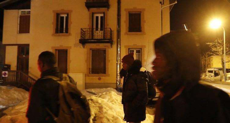 Jusqu'à quatre mois de prison ferme pour les « sept de Briançon »
