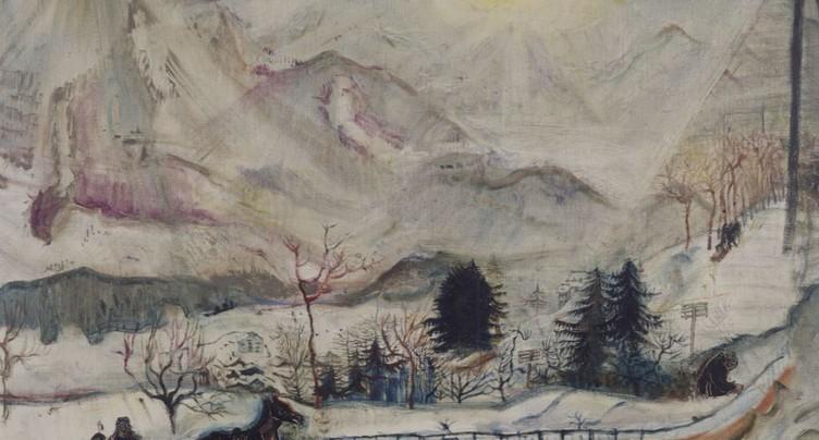 Rétrospective d'Oskar Kokoschka au Kunsthaus de Zurich