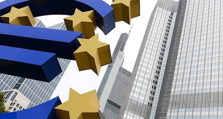 La BCE plus pessimiste sur l'économie, confiante sur l'inflation