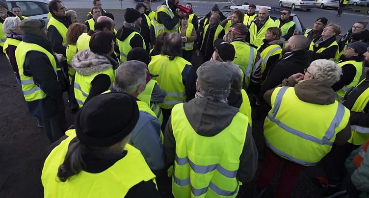 « Gilets jaunes »: l'Assemblée rejette la motion de censure de gauche