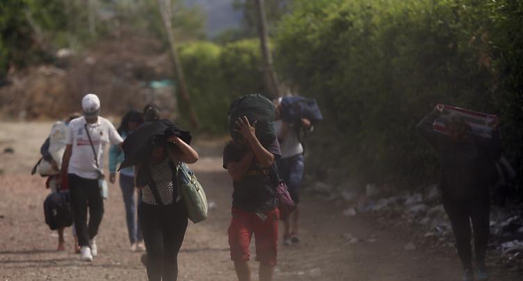 L'ONU s'attend à 5,3 millions de déplacés vénézuéliens fin 2019