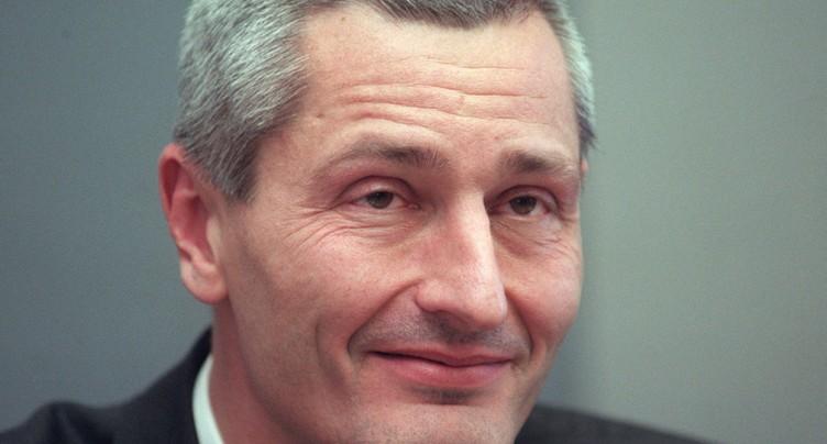 Jacques Pitteloud devient ambassadeur de Suisse aux Etats-Unis