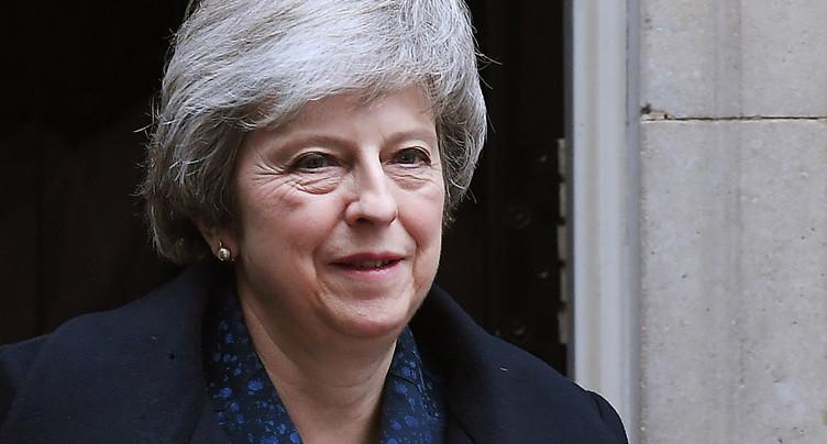 Le Conseil fédéral approuve un accord avec Londres sur le Brexit