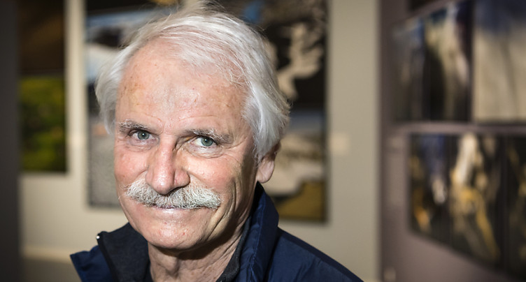 Le centre d'art de Lens (VS) accueille Yann Arthus-Bertrand