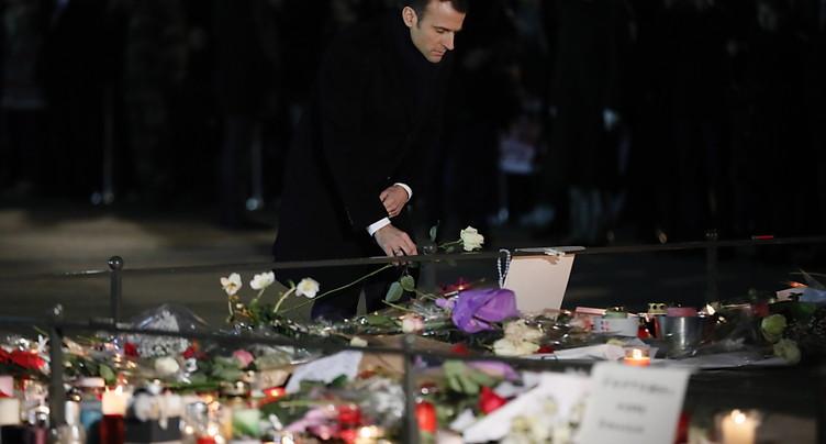 Strasbourg recommence à vivre après la mort du tireur