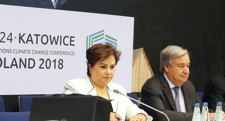 COP24: un projet d'accord toujours en discussion à Katowice
