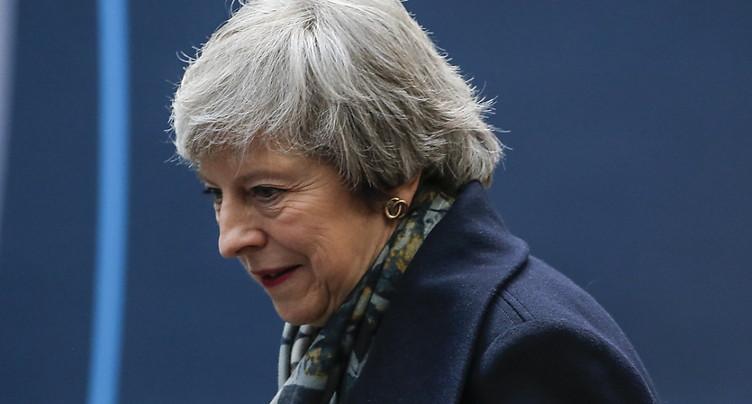 Des ministres britanniques estiment que l'accord de Brexit est mort
