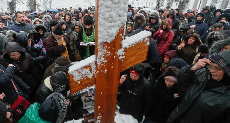 Eglise indépendante: l'Ukraine attend la décision de son concile