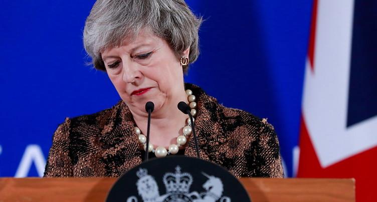 « Dégâts irréparables » d'un second référendum sur le Brexit pour May
