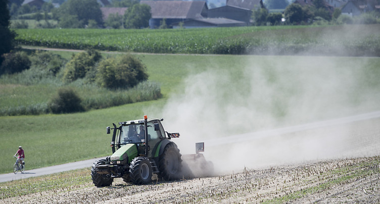Les autorités doivent mieux tenir compte de la protection du sol