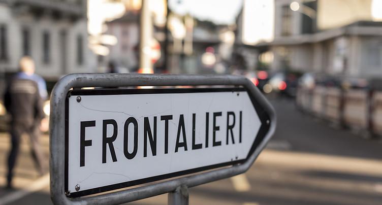 Le droit des frontaliers au chômage en Suisse est limité, dit le TF