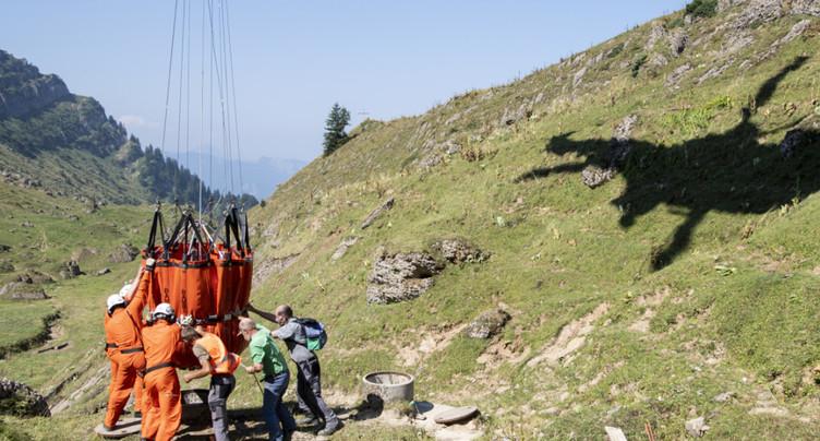 L'année 2018 est la plus chaude en Suisse