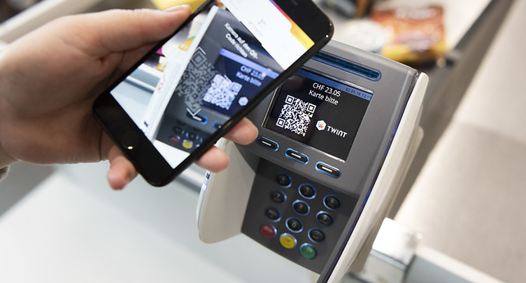 Apple Pay interfère avec Twint, la Comco intervient