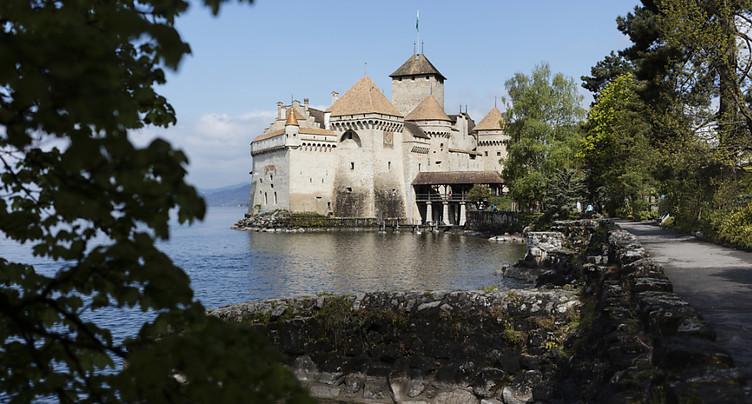 Les Suisses aiment visiter les monuments historiques