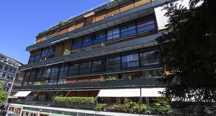 La Ville de Genève peut s'offrir un duplex dans l'immeuble Clarté