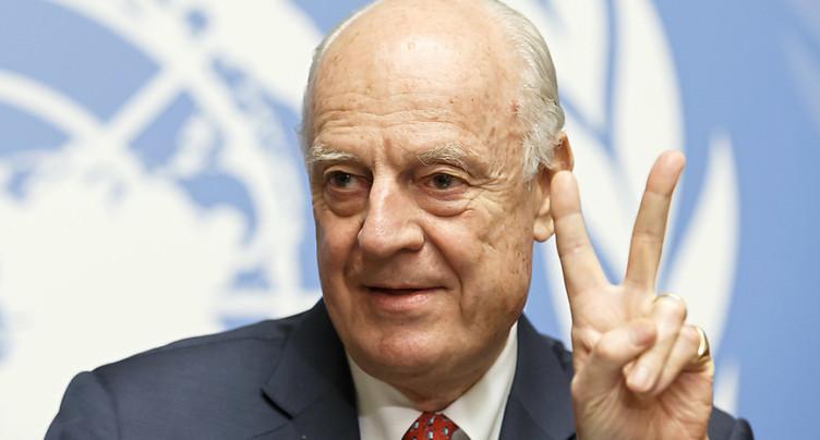Constitution syrienne: la commission pourrait se réunir début 2019
