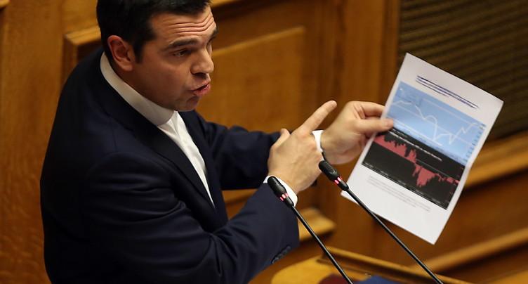 Athènes adopte son budget 2019, le 1er depuis la sortie de la crise