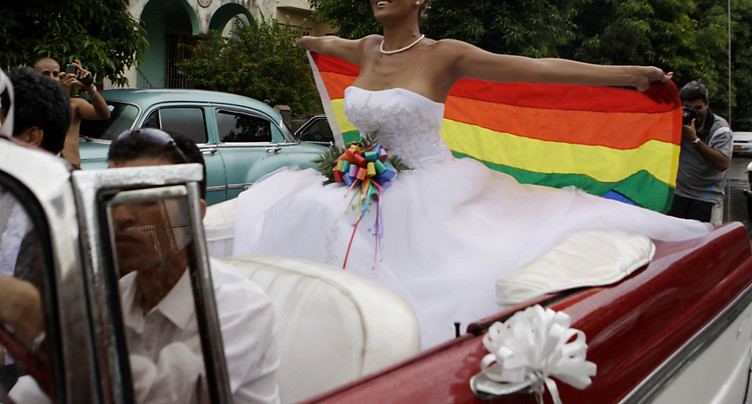 Le mariage ne sera pas mentionné dans la Constitution cubaine