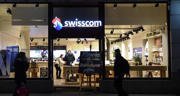 Swisscom acquiert la totalité des parts de Swisscom Directories