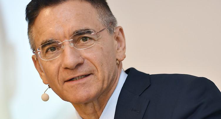 Yves Serra quitte la direction de Georg Fischer
