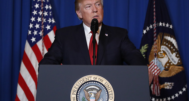 Trump envisage un retrait complet des troupes américaines en Syrie