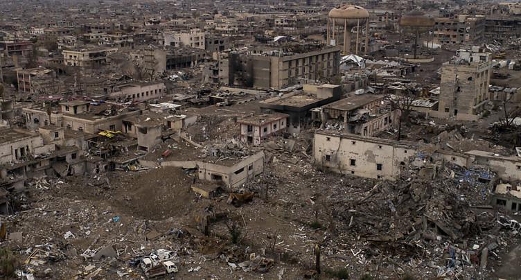 Mossoul détruit un joyau architectural utilisé par l'EI