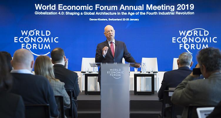 Le Forum de Davos veut « faire fonctionner la globalisation »
