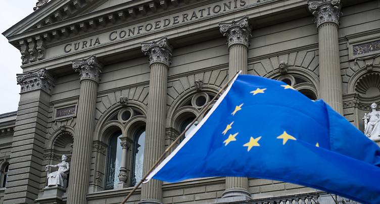 Le Conseil fédéral précise la consultation sur l'accord-cadre