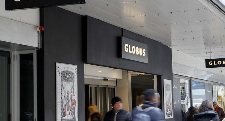 Ventes en repli en 2018 pour Globus