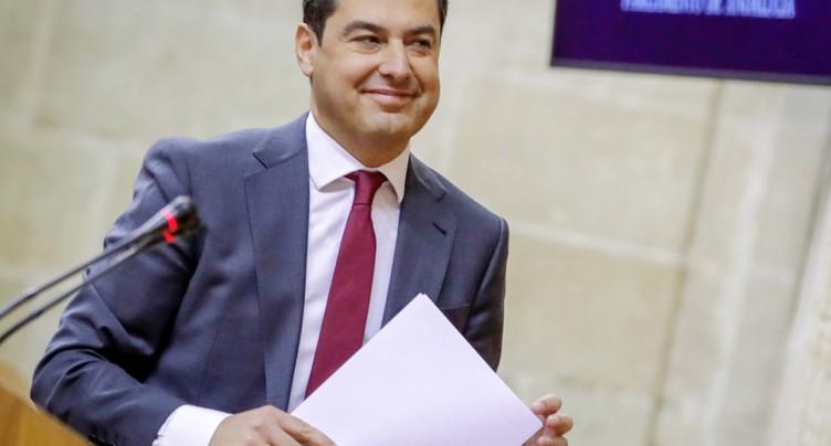 La droite prend le pouvoir en Andalousie grâce à l'extrême droite