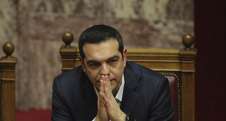 Confiance ou pas: Tsipras joue son va-tout au Parlement grec
