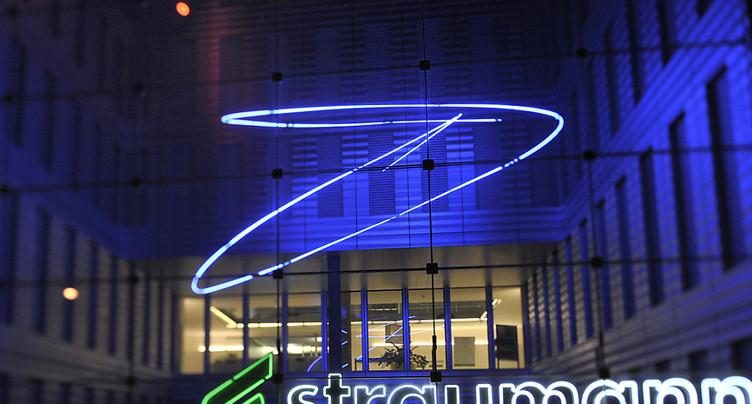 Straumann s'ouvre le marché chinois de l'alignement dentaire