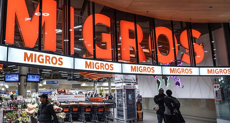 Migros a étoffé ses revenus de 1,3% à 28,4 milliards en 2018