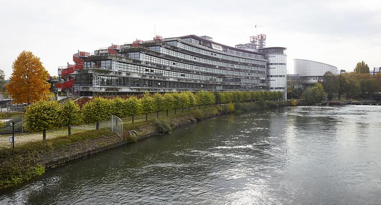 Strasbourg admet la surveillance par une assurance