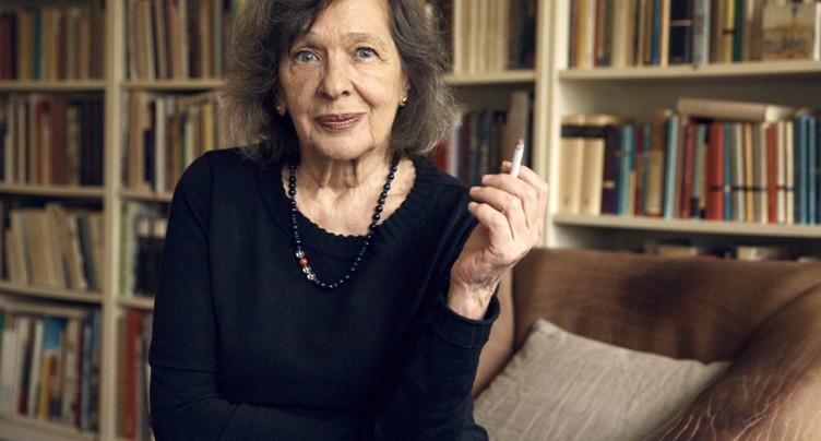 Le Grand Prix suisse de littérature 2018 décerné à Zsuzsanna Gahse