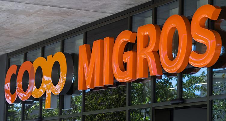 Migros poursuit sa croissance en 2018